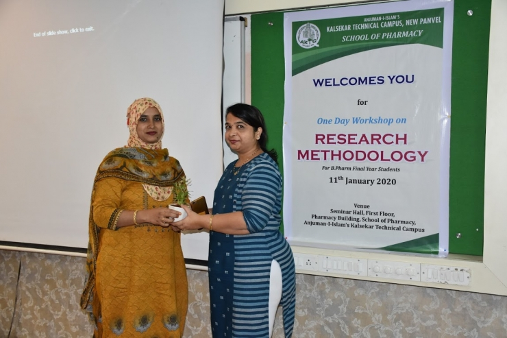 One Day Workshop on Research Methodology